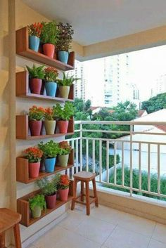 Small garden design ideas are not simple to find. The small garden design is unique from other garden designs. Space plays an essential role in small garden design ideas. The garden should not seem very populated but at the same… Continue Reading → Apartment Balcony Garden, Small Balcony Garden, Vertical Garden Diy, Apartment Balcony Decorating, Apartment Balconies, Vertical Gardens, Small Patio, Small Gardens, Balcony Ideas