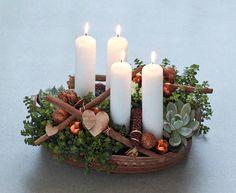 Levende juledekorationer skaber hygge i hjemmet
