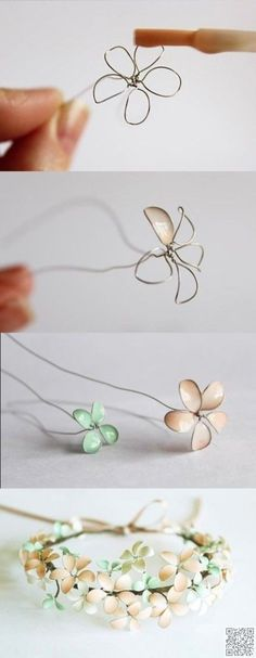 29 #Super Cool Diy Wire #Jewelry Pieces That Will Blow Your Mind ...