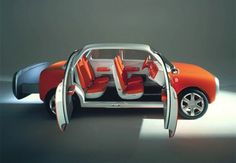 The Ford 021c Concept Car