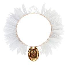 Justyna Stasiewicz - The Cicada necklace