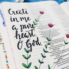 One of my favourite scriptures and prayers.  #biblejournalingcommunity #bibleart