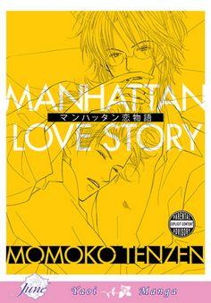 Resultado de imagen para Manhattan Love Story manga