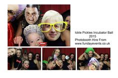 Fun pictures from our photo booth