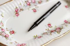 Sprinkles on a cupcake: Chanel - écriture de Chanel Noir