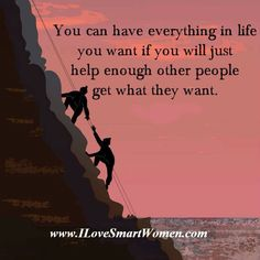 Helping others helps yourself. Quotes To Live By, Me Quotes, Motivational Quotes, Attitude Quotes, Helping Others, Helping People, Infinity Quotes, Zig Ziglar Quotes, Think