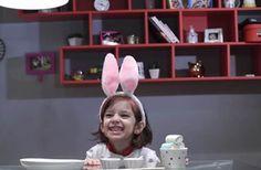 O Cozinhando com Sarinha traz uma receita muito simples e divertida para você fazer com a criançada nesta Páscoa.