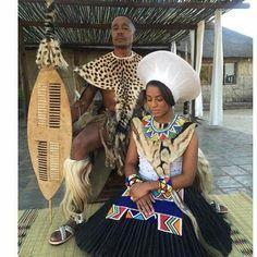 Zulu Bride Traditional Wear 2017 and 2018 ⋆ Zulu Traditional Attire, Zulu Traditional Wedding, African Traditional Dresses, Traditional Outfits, African Wear, African Attire, African Dress, African Clothes, African Style
