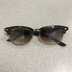 RAY BAN clubmaster classic RAY BAN Clubmaster Classic. Scratch free like new Ray-Ban Accessories Sunglasses