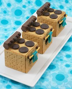 #KatieSheaDesign ♡♡ Get two treats in one with these completely edible kitchen-themed cookies