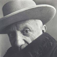 Irving Penn - Picasso