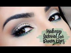 Assista esta dica sobre Makeup Tutorial for Brown Eyes | Maquiagem para Olhos Castanhos e muitas outras dicas de maquiagem no nosso vlog Dicas de Maquiagem.