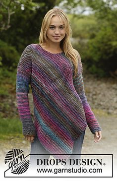 Ravelry: 172-26 Sideways Glance pattern by DROPS design