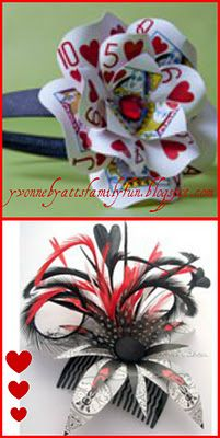 Yvonne Byatts Family Fun: ALICE IN WONDERLAND - QUEEN OF HEARTS PARTY