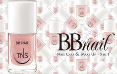TNS Cosmetics lancia BB Nail 5 in 1