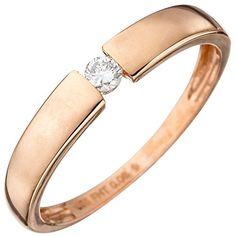 Dreambase Damen-Ring W SI wesselton 14 Karat (585) Rotgol... https://www.amazon.de/dp/B01HHGBK8K/?m=A37R2BYHN7XPNV