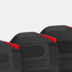 MILESTONE  PROFESSIONAL 3M, 5M AND 8M TAPE MEASURES FOR PRO, IF DESIGN AWARD 2016 design by SOKKA