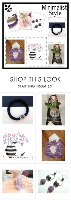 """Amazing Gifts"" by therusticpelican ❤ liked on Polyvore featuring modern, contemporary, rustic and vintage"