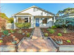 707 Lobos Av, Pacific Grove, CA 93950 — Charming 3 bedroom, 2 bathroom light filled Pacific Grove home with gleaming wood floors, stainless appliances, large, street to alley lot with low maintenance yard, 2 car garage and off street parking. Take a short walk to town, cozy up next to the wood-burning fireplace or enjoy the oversized master suite. The private backyard patio is perfect for sitting back and taking in the peace and quiet.
