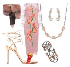Romantic, Rose Gold Valentine's Day Outfit | VALENTINE'S DAY JEWELRY AND OUTFIT IDEAS