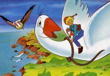 Το Θαυμαστό ταξίδι του Νιλς Χόλγκερσον: Η παιδική σειρά που γέμισε με φαντασία μια ολόκληρη γενιά Donald Duck, Disney Characters, Fictional Characters, Dream Land, Memories, Art, Mini, Memoirs, Art Background