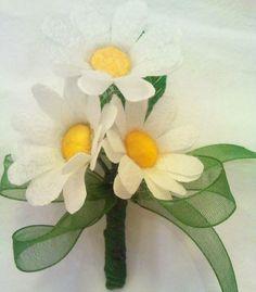 papatya, daisy, ipek, ipek böcekciliği, ipek kozası, koza çiçeği, ipek kozasından çiçek, silk, silk cocoon, silk flower, ipek el sanatları, www.ipekelsanatlari.com