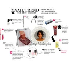 Get the Look: Nail Trends Edition