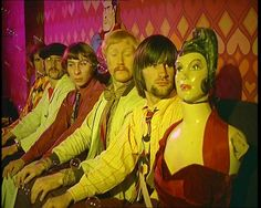 The Bonzo Dog Doo Dah Band feature in this 1967 Pathé item.