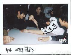 Taeyong vs Jaehyun