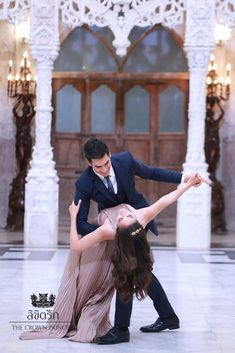"""""""Behind the scenes is even more sweeter than the clips in tge lakorn. Thai Princess, Perfect Boyfriend, Perfect Relationship, Thai Drama, Sweet Couple, The Crown, Strike A Pose, Celebrity Couples, Cute Couples"""