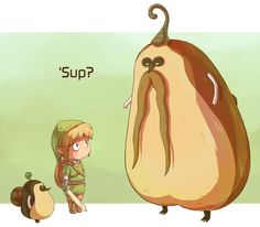 'Sup by Cavea.deviantart.com on @deviantART ... 'SUP? *long, dangly mustache* :{ )
