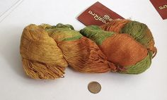 SALE 15% OFF Maharashtra Silk Lace yarn by Euro Yarns by petitknit