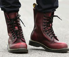 Retro Punk Mens Combat Military Rock Motorcycle Ankle Boots Lace Up Oxford Shoes