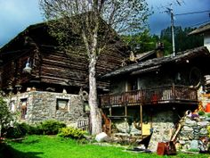 AYAS - ANTAGNOD (Valle d'Aosta) - by Guido Tosatto