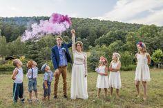 Wunderschöne Boho Hochzeit für geringes Budget von Jane Weber | Hochzeitsblog - The Little Wedding Corner
