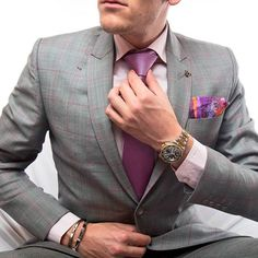 PIETER PETROS || MIAMI I|| Get used to the confidence and positive vibes you get while wearing a #PIETERPETROS suit. #Miami1 a single-breasted, summer suit making it's owner distinctly handsome.