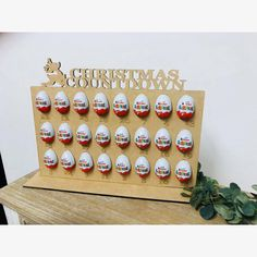Little Boo-Teek - Kinder Surprise Countdown Calendar | Christmas Gifts Online | Boutique Party Supplies...