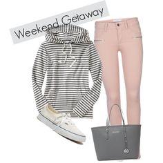 """""""Weekend Getaway"""" by jhamrick on Polyvore"""