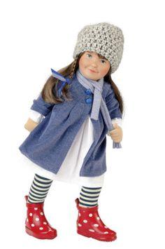 Käthe Kruse Puppe Lolle Elke, ca 54 cm, Art-Nr. 54405, Neuheit 2014!!!!! | eBay