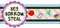 Beg Borrow Steal: classroom library