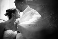 Schwarzweiß Fotografie I Brautpaar Fotoshoot