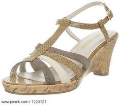 Annie Shoes Comphy Platform Sandal