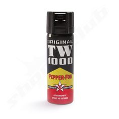 TW 1000 Breitstrahl OC Pfefferspray 63ml mit 10% Oleoresin Capsicum