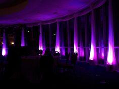 purple uplighting?
