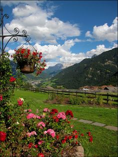 Trentino - Alto Adige -Italy. Go to www.YourTravelVideos.com or just click on photo for home videos and much more on sites like this.