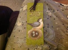 Beautiful bookmark by MelissasCreations33 on Etsy, $5.00