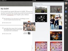 Storify for the iPad 3