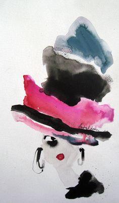High Hat by Bridget Davies