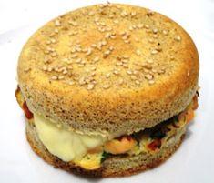Receitas da Dieta Dukan: Hambúrguer de Salmão Dukan