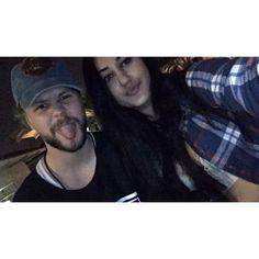 Jay e fã (@Mariamm_Kay) em Tustin, nos Estados Unidos. (17 mai.)